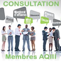 Consultation AQIII